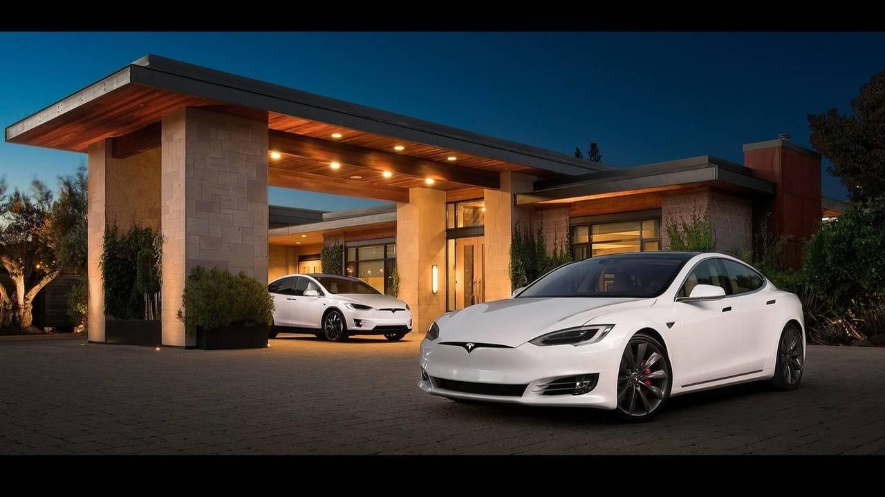 Tesla Model S P100D - 598 ch