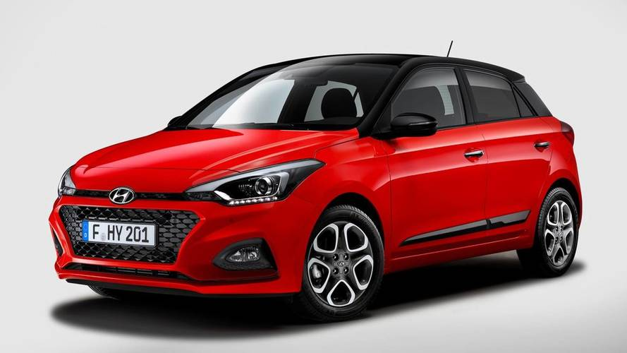Hyundai updates i20 range with added safety tech