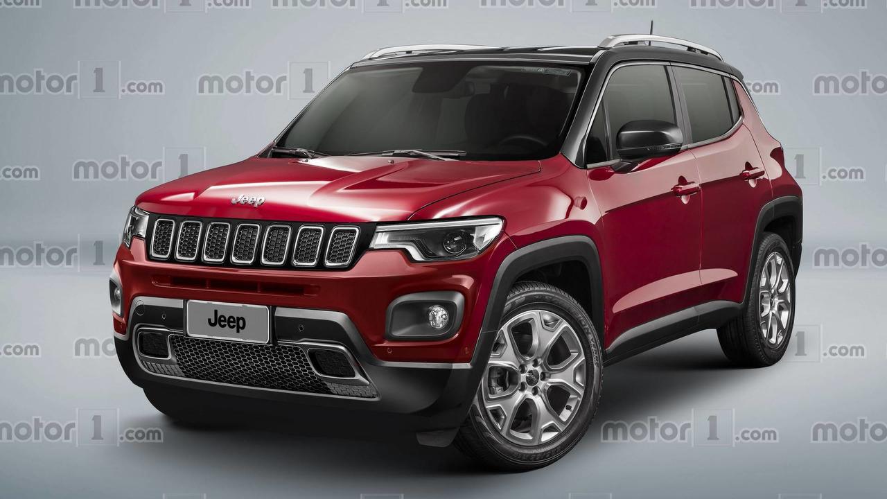 Jeep A/B-Segment Mystery Model
