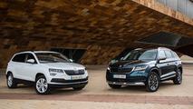 Prueba gama SUV Skoda 2018 (Kodiaq y Karoq)