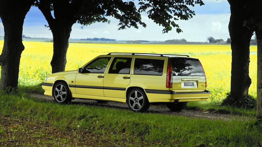 Volvo 850 T5-R e 850 R, le foto storiche