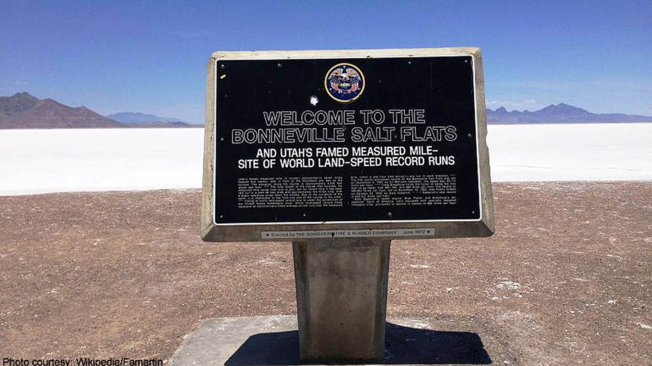 Everything You Need to Know About the Bonneville Salt Flats