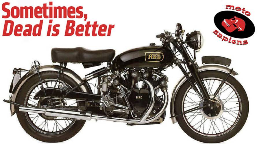 Why Every Motorcycle Brand Does Not Need To Be Reanimated