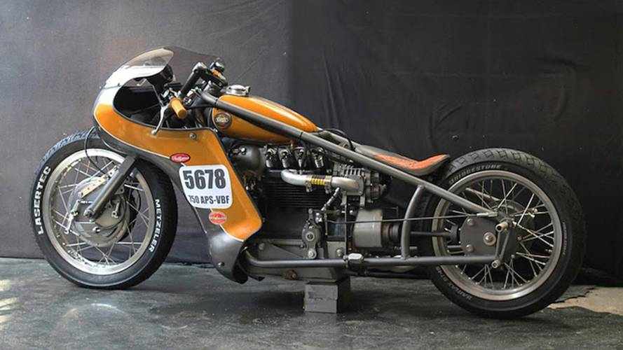 Bike of the Week: Gonzo Moto's Odin's Fury