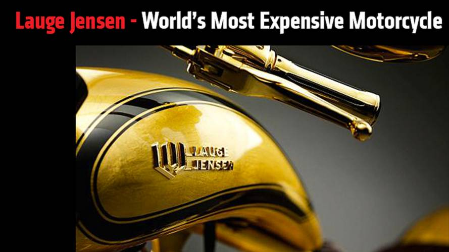 Lauge Jensen – World's Most Expensive Motorcycle