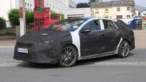 Kia Proceed Shooting Brake Spy Photos