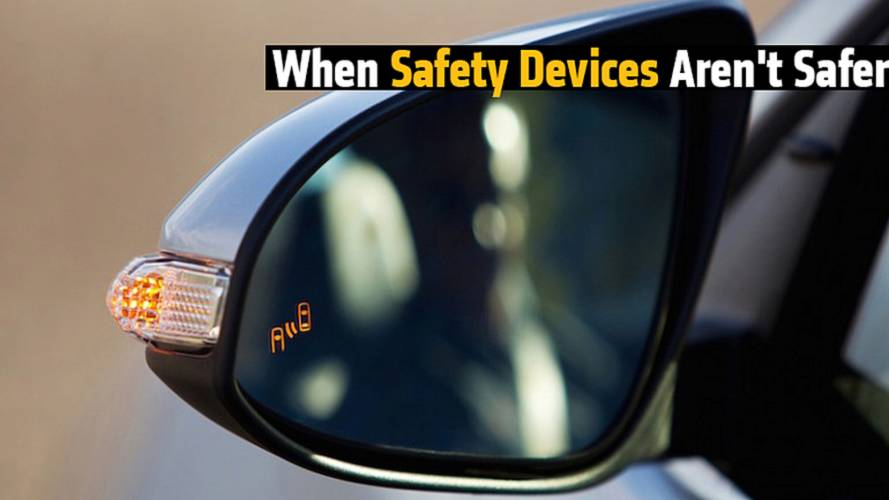 When Motorcycle Safety Devices Aren't Safer