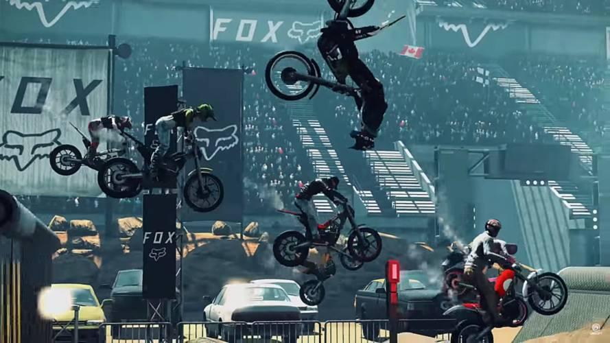 Ubisoft's Trials Rising Dirt Bike Sim Drops In 2019