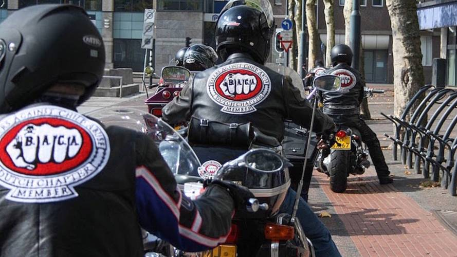 Meet the 'Scary' Bikers of BACA Who Stand Up For Kids