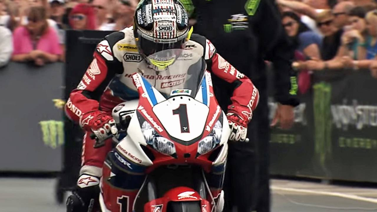 Video of the Day: John McGuinness - A Life Behind Bars