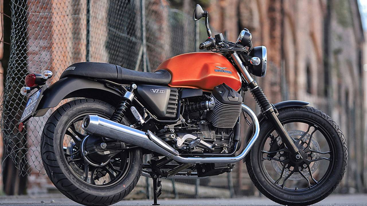 Moto Guzzi Recalls Bikes Due to Brake Issues