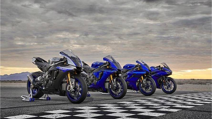 R1, R6, or R3? Which Sportbike Fits You