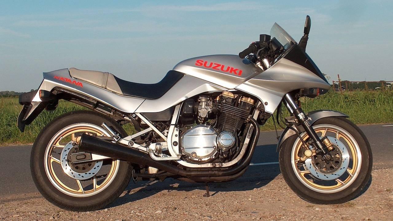 1985 Suzuki Katana