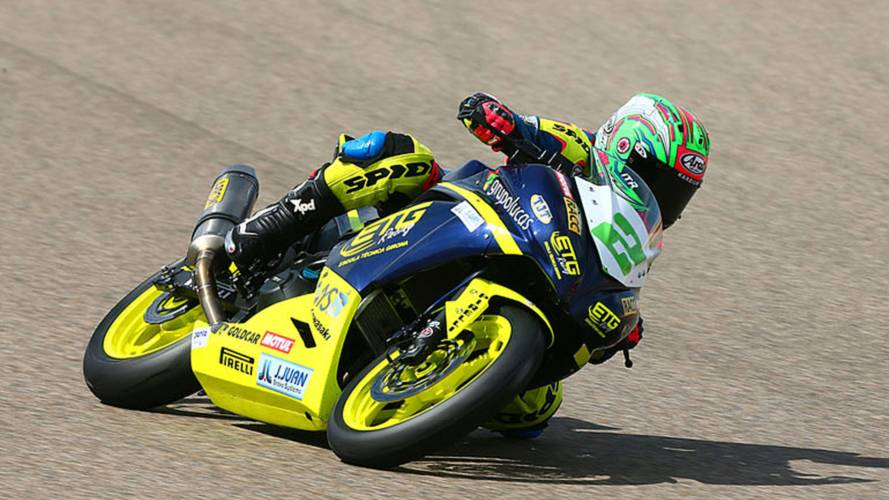 That Motorcycle Column: Fast on a Sliding Scale