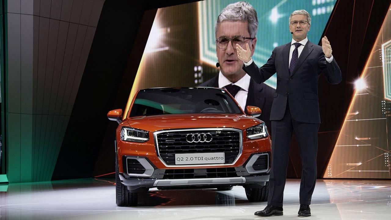 Rupert Stadler PDG d'Audi
