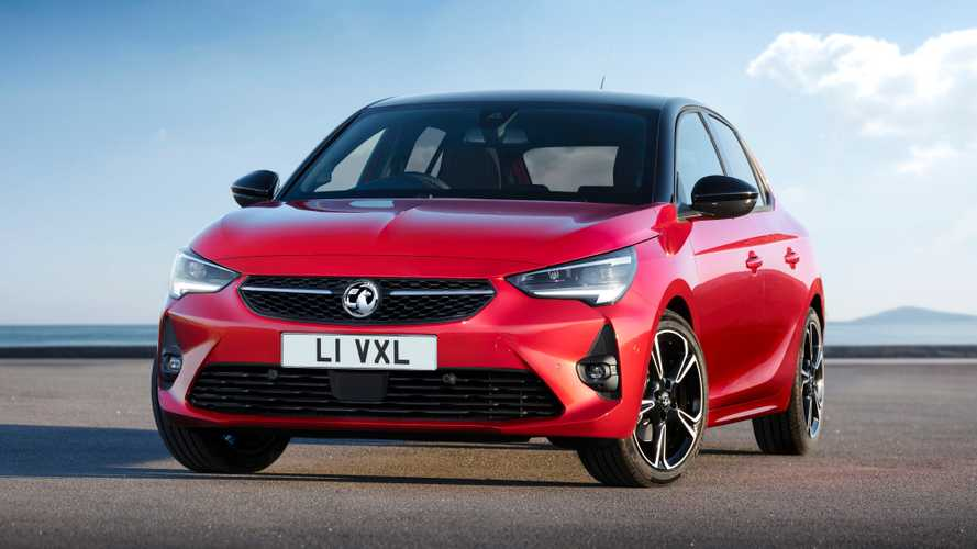 New Vauxhall Corsa goes on sale with £15,550 price tag