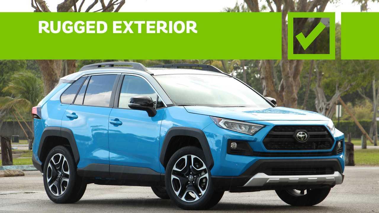 2019 Toyota Rav4 Adventure Pros And Cons