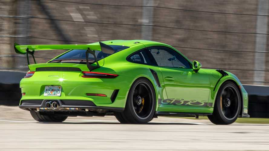 Porsche 911 GT3 RS chez Road America foto  Motor1.com France