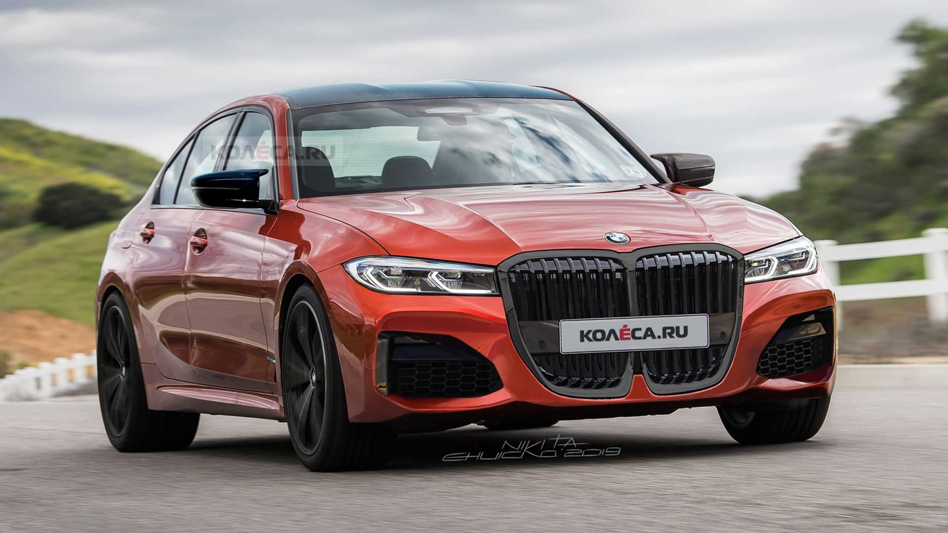 Could the new BMW M3 have more than 510 bhp?