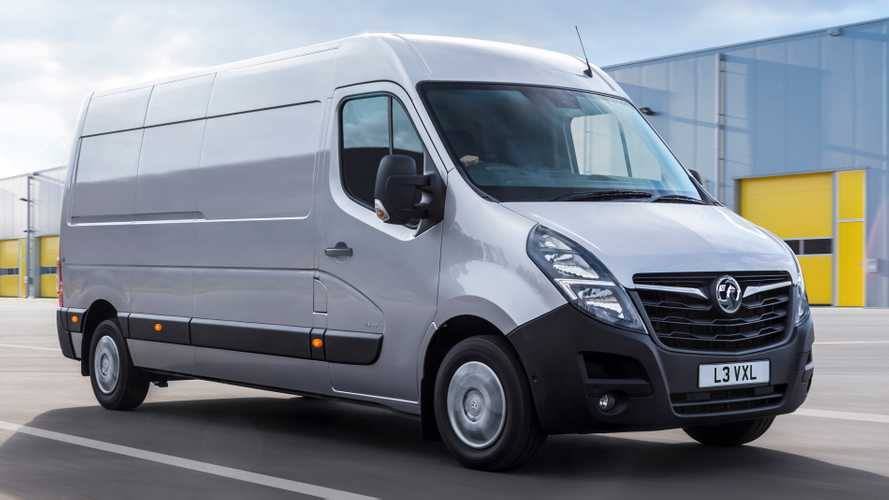 Vauxhall's Movano flagship van is priced from £27,745