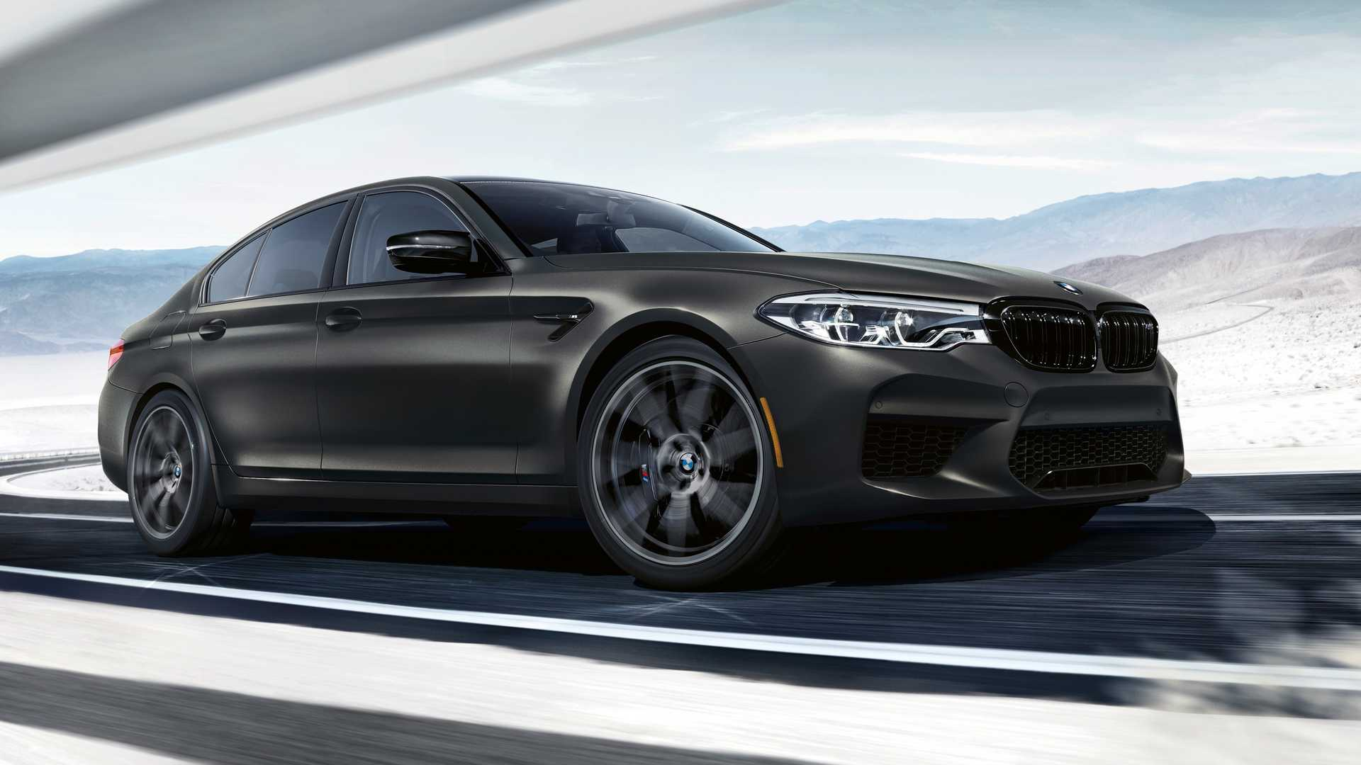 2020 Bmw M5 Edition 35 Years Debuts As A Sinister 617 Hp Sedan