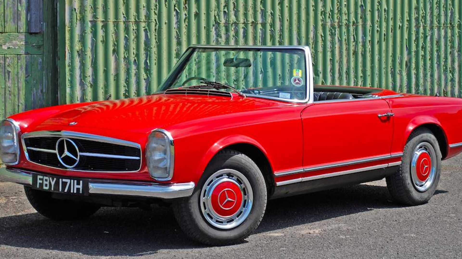 Mercedes Pagoda SL (W113) Buying Guide | Motorious