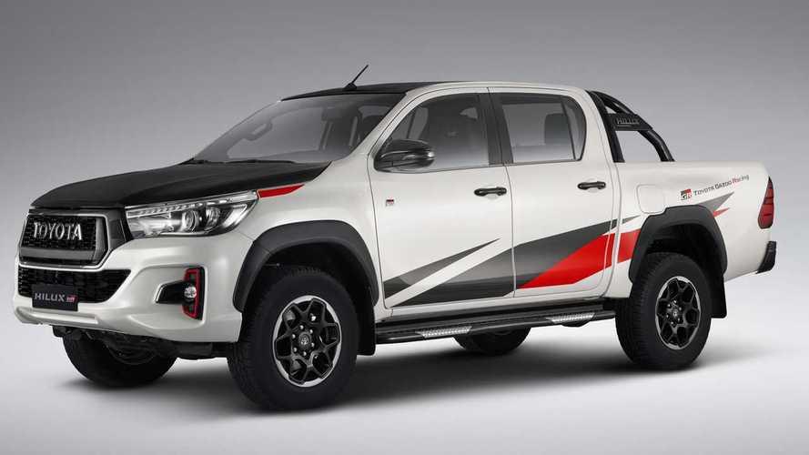 Toyota podría preparar un Hilux GR con un nuevo motor V6 turbodiésel