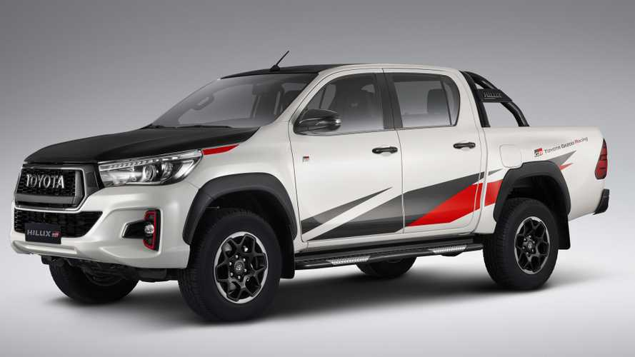 Toyota Hilux ganhará motor V6 ainda em 2019