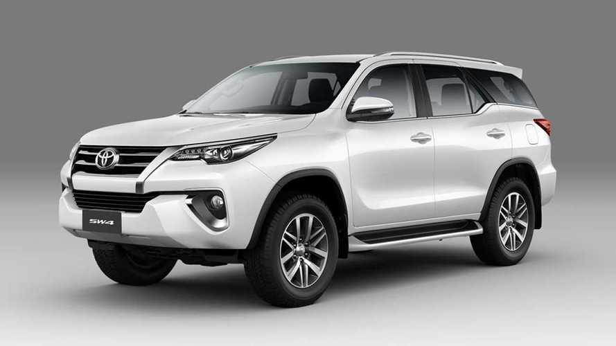 Toyota Hilux e SW4 2020 ganham ESP e sete airbags de série; veja preços