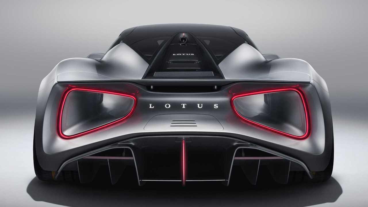 Lotus Evija (2019)