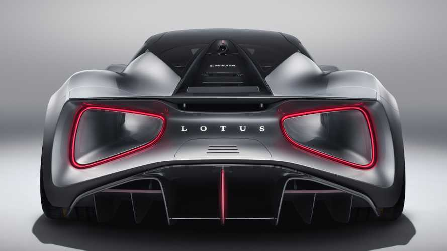 Lotus says Evija aero is like 'a fighter jet in a world of kites'
