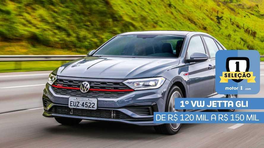 Seleção Motor1.com 2019: VW Jetta GLI vence categoria de R$ 120 mil a R$ 150 mil