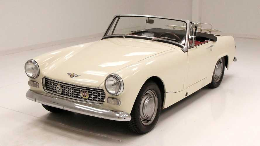 This 1965 Austin-Healey Sprite Is An Affordable Vintage Cruiser