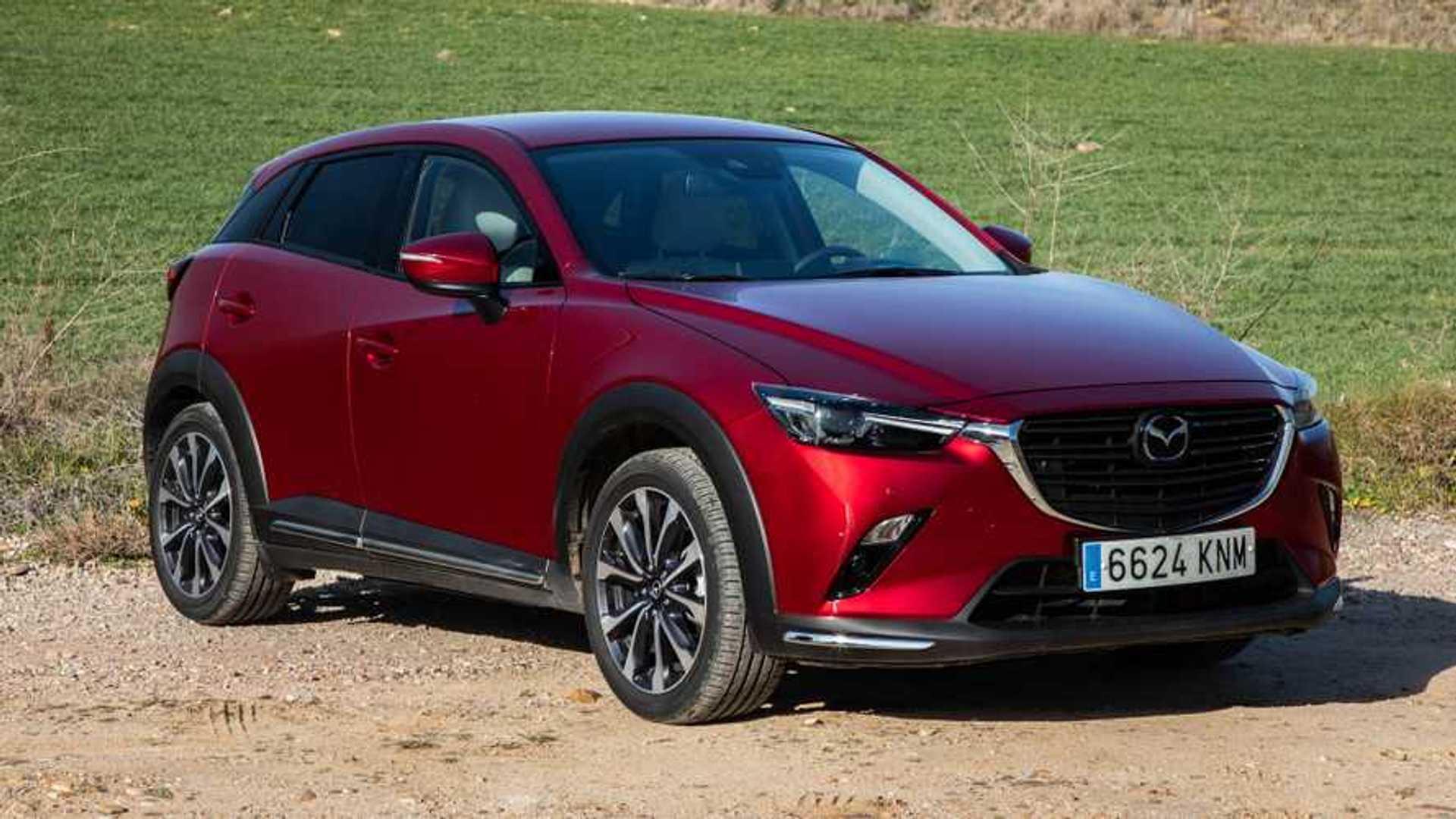Mazda Cx 3 2019 Probamos La Convincente Version De Acceso En Gasolina