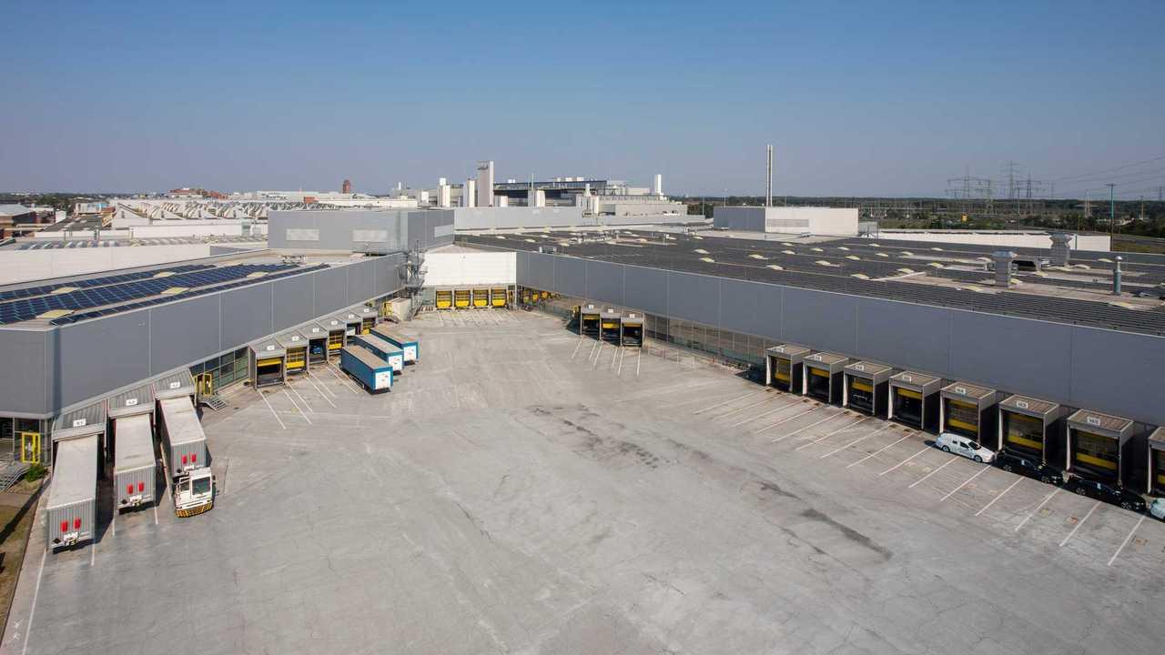 Opel Rüsselsheim plant