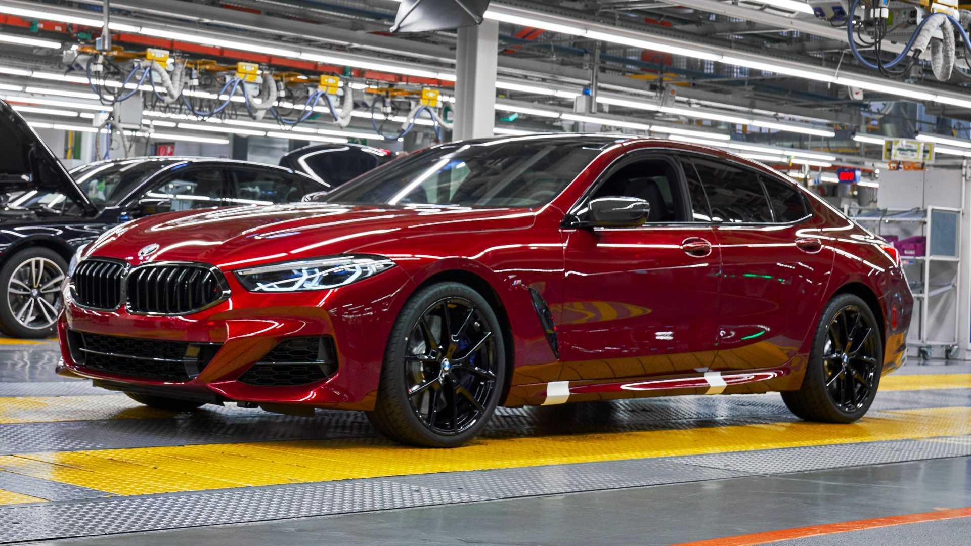 BMW veut doubler ses ventes de véhicules luxueux