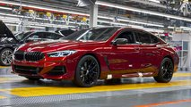 8 series gran coupe production start