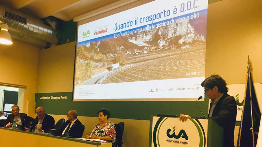 Trasporto prodotti D.O.C., patto tra produttori e logistica