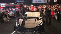 Last C7 Corvette Auction
