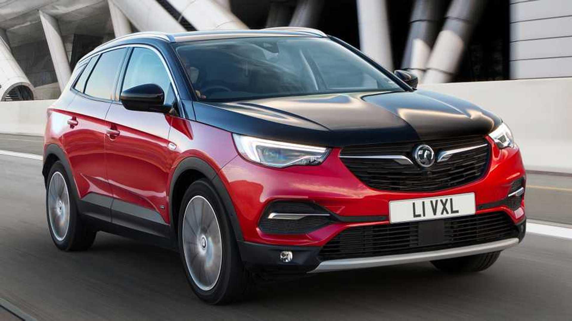 Vauxhall Adds Plug-in Hybrid Tech To Grandland X Range
