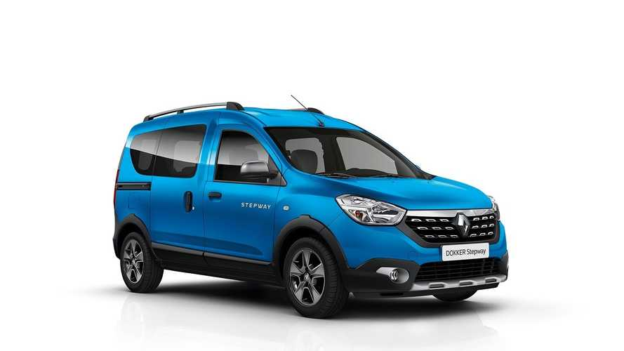Renault Dokker Stepway для России