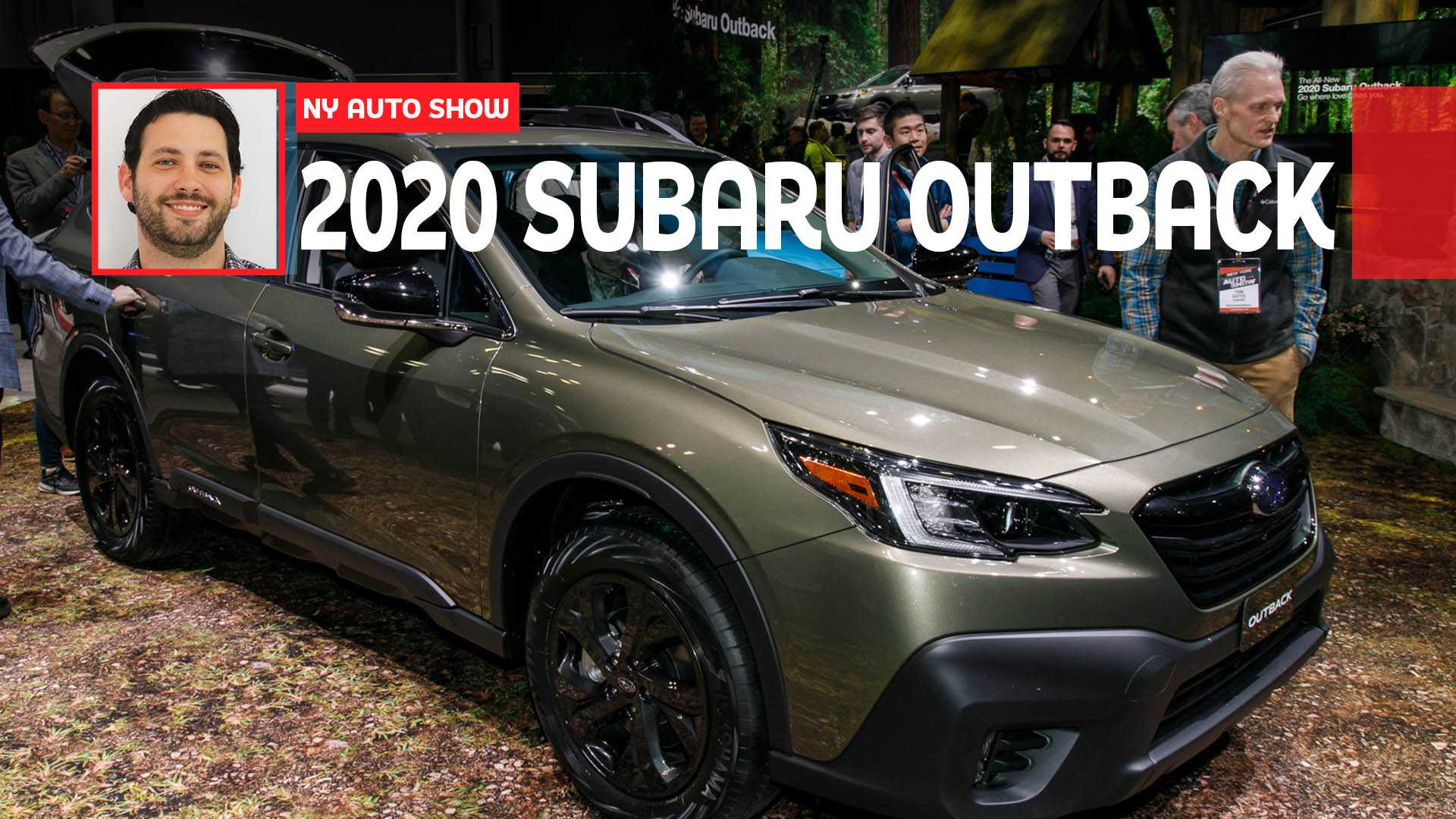 Video: Why The 2020 Subaru Outback Is More Than Just A Legacy Wagon