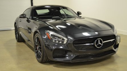 Command the road with a 2016 mercedes amg gt s