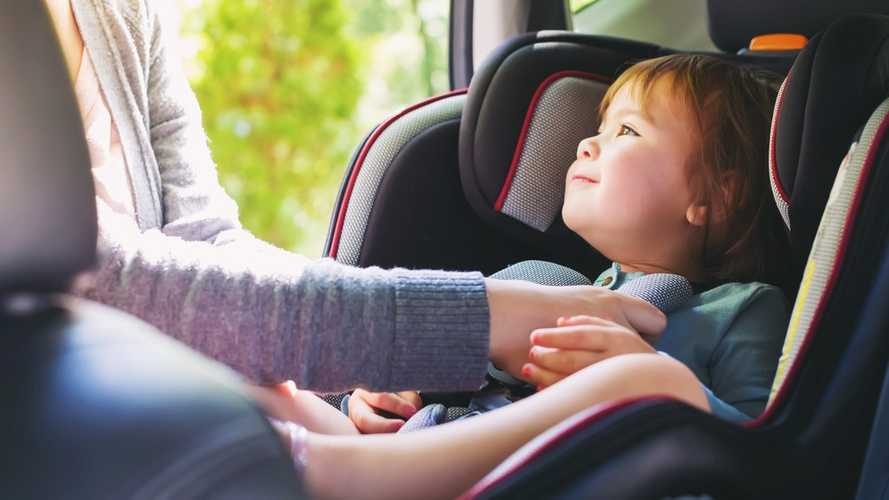 Top tips for driving abroad with kids