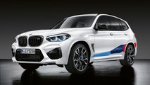 BMW X3 M und X4 M mit M Performance Parts