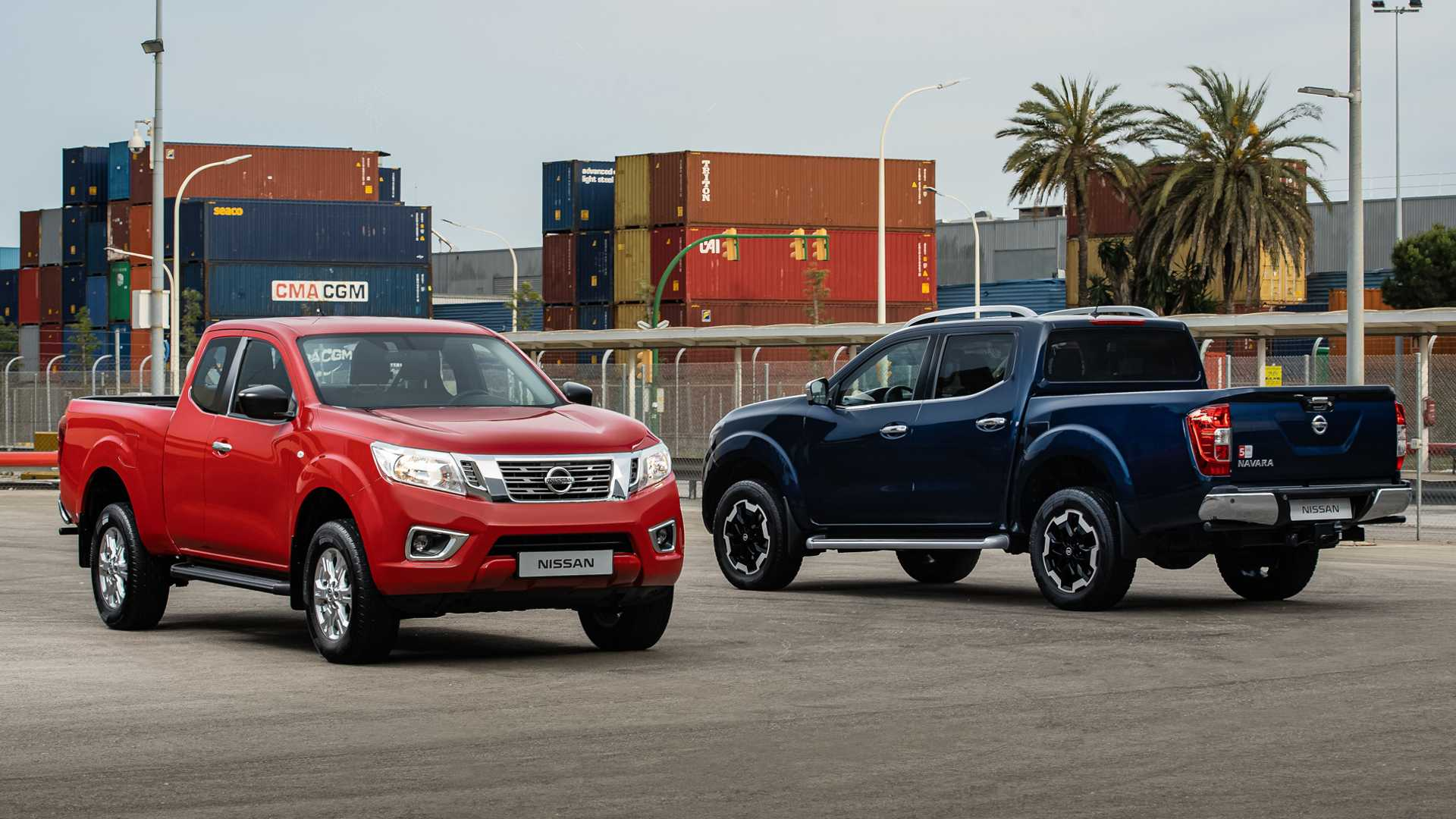 Nissan Navara Refresh Adds Extra Tech For 2019