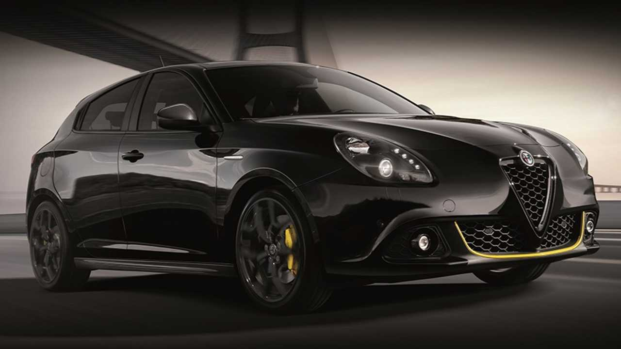 giulietta carbon edition