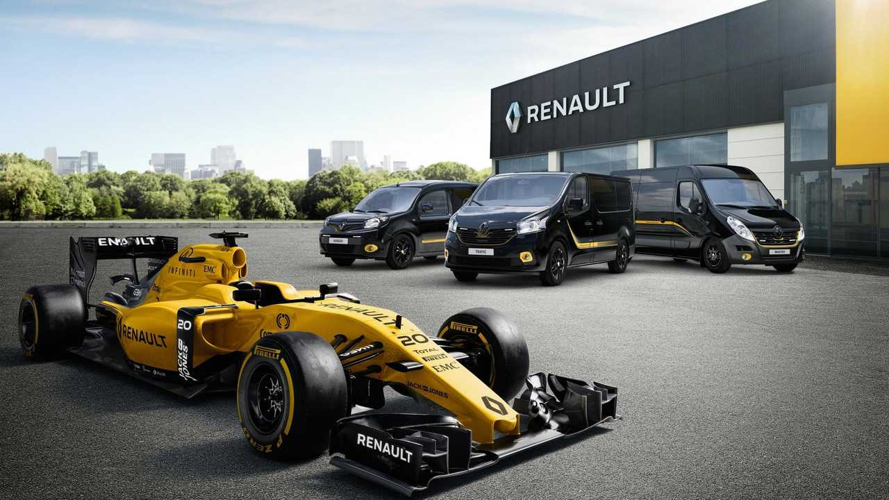 Renault Kangoo, Trafic y Master