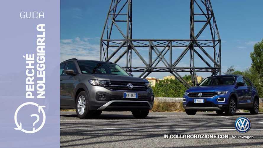 Volkswagen 2share, perché noleggiarla... in condivisione