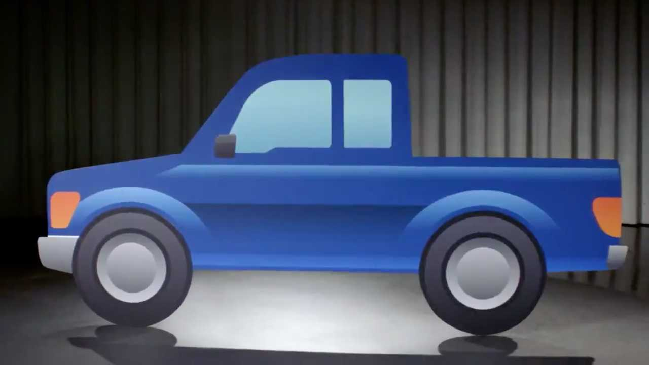 Ford Truck Emoji